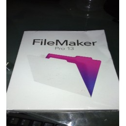 FileMaker Pro 13  ENGLISH